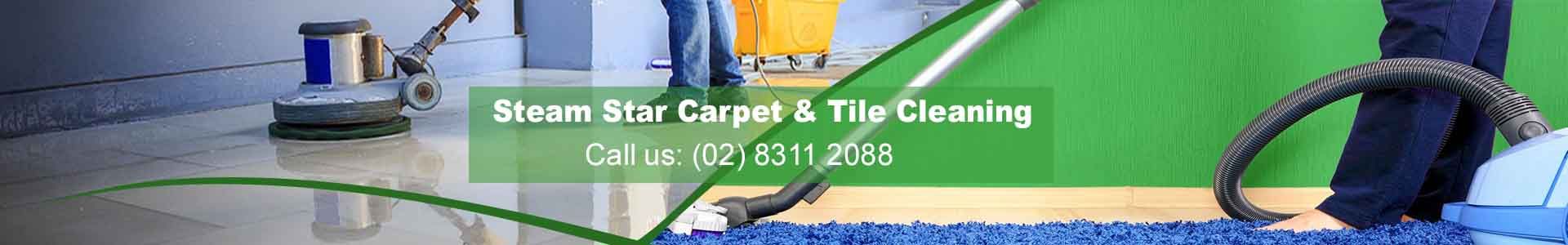 Steam Star Carpet and Tile Cleaning